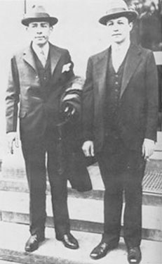 A.A. Berle and Charles W. Taussig