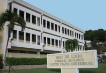 The Ron deLLugo Federal Courthouse. (File photo)