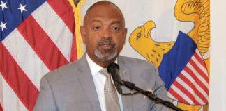 Lieutenant Governor Tregenza Roach. (File photo)