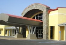 Charles Wesley Turnbull Regional Public Library on St. Thomas. (Source file photo)